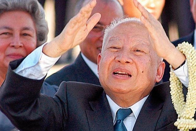 König Sihanouk: Kambodschas großes Schlitzohr