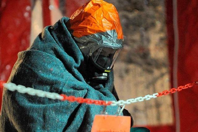 Angespannte Lage nach Chemieunfall bei Kraft – Tank droht zu bersten