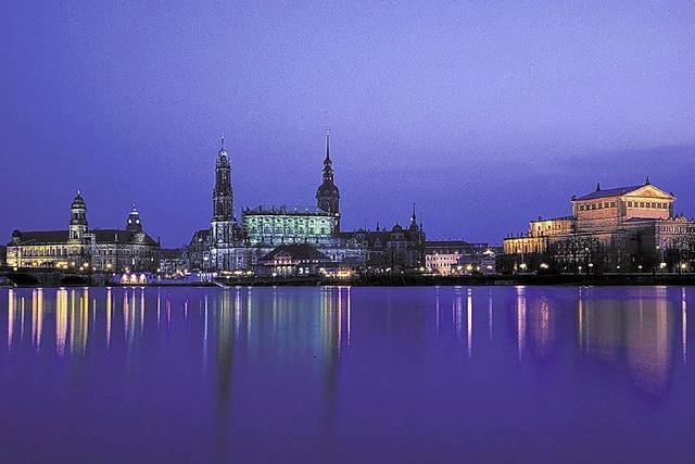 Dresden stimmt auf Weihnachten ein
