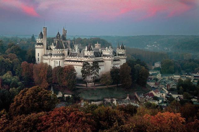 Picardie: Mit Geistern im Himmelbett