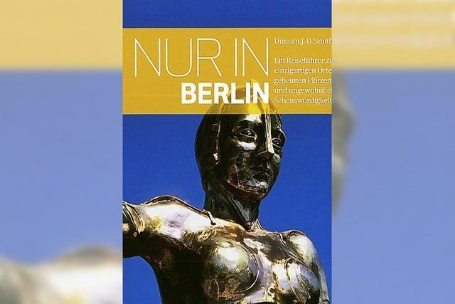 Lesetipp: Nur in Berlin