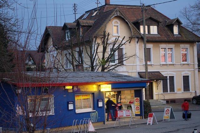 Sorgenkinder: Metzgerei und Bahnhof
