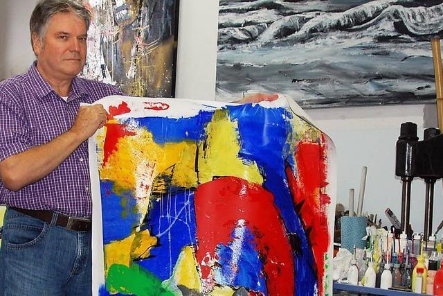 Kunst ohne Schwellenangst erfahren