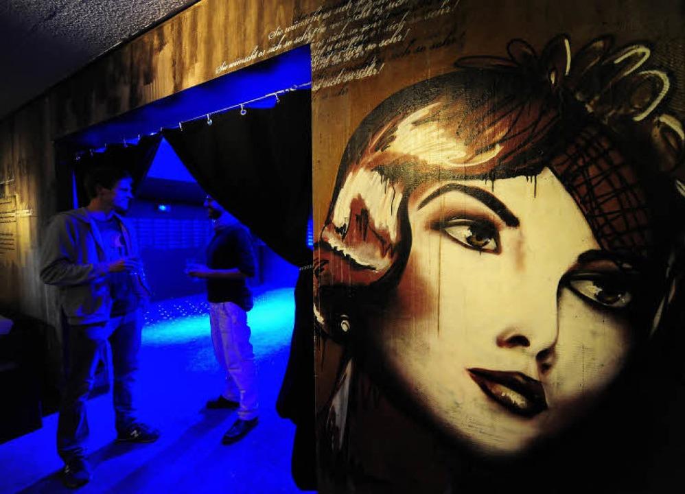 Bis auf die Grundmauern erneuert: die Stusie-Bar   | Foto: ingo Schneider