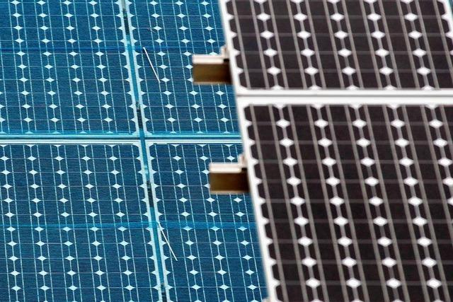Hohberg bekommt einen 22 Hektar großen Solarpark