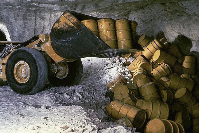 Asse hätte nie Atomendlager werden dürfen