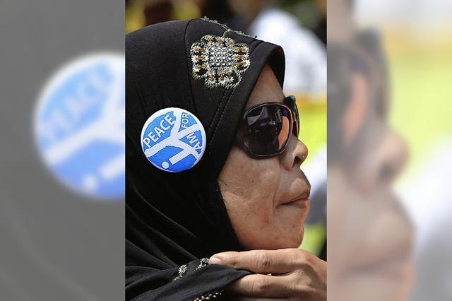 Die Philippinen machen Asien Hoffnung