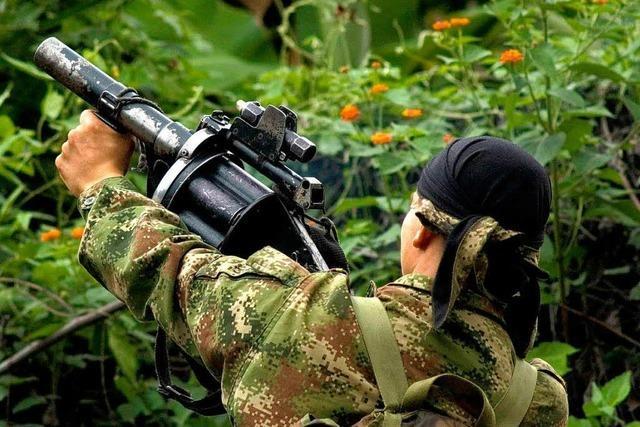 Kolumbiens schwierige Suche nach Frieden