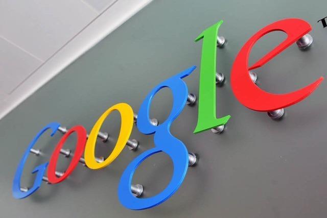Google patzt bei Geschäftszahlen – Aktienkurs stürzt ab