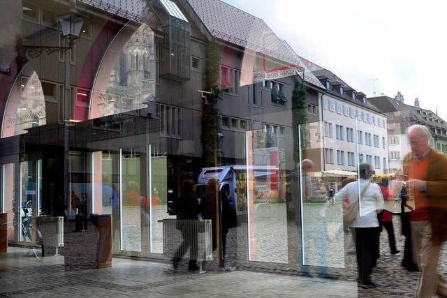 Freiburg ärgert sich über den Dauer-Leerstand am Münsterplatz