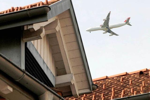 Fluglärm-Staatsvertrag ohne Mehrheit im Bundestag
