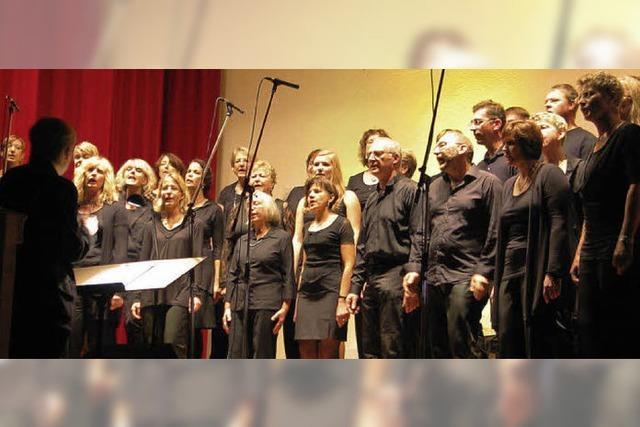 Huttinger Halle wird zum Bahnhof voller Musik