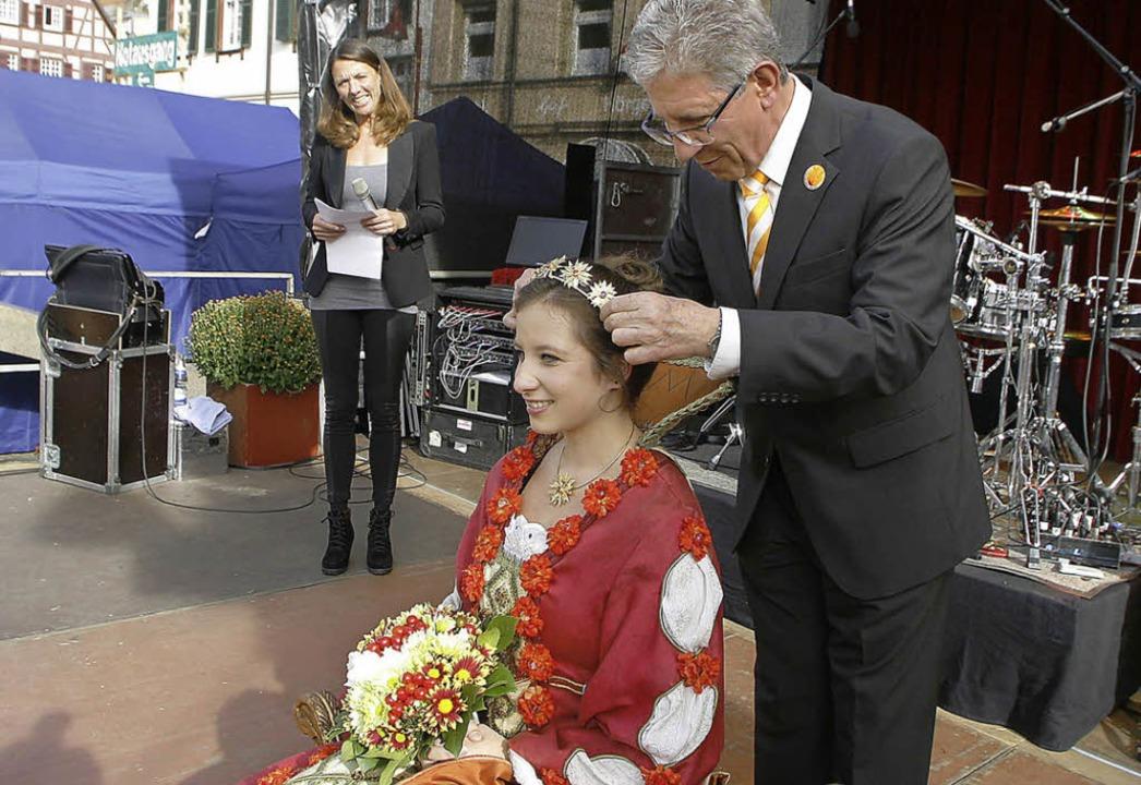 Sarah I. ist seit dem Wochenende Königliche Hoheit.  | Foto: FÖSSEL