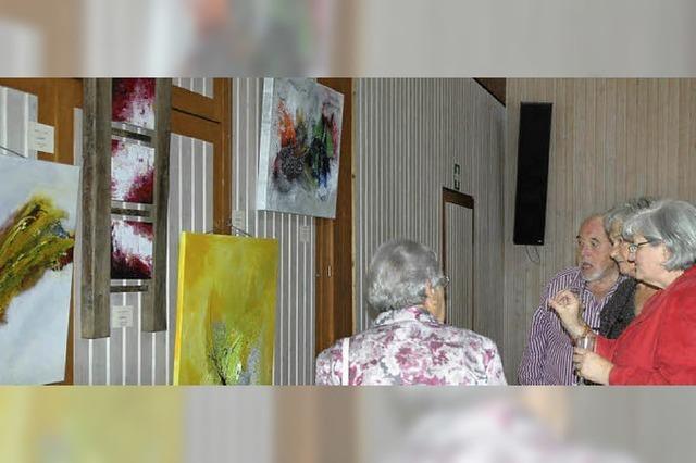 140 Gemälde für eine bessere Hilfe