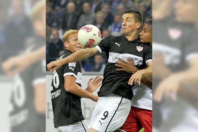Befreiungsschlag für den VfB