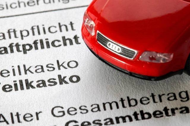 Kfz-Versicherung: Ältere bezahlen deutlich mehr