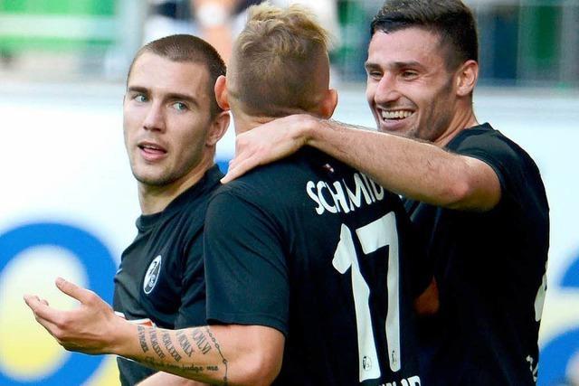 Presseschau: Dem SC Freiburg wurde der Sieg leicht gemacht