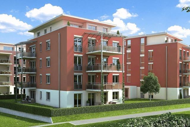 64 neue Wohnungen in 8 Häusern - Gemeinderat gibt grünes Licht