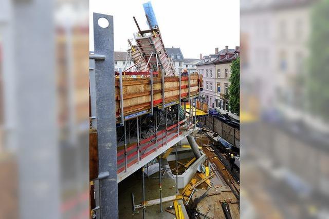 Die Econstra beginnt: Jetzt hat Freiburg eine Ingenieurbau-Messe