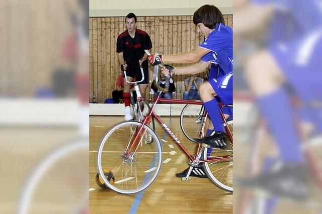 Willkommener Pflichttermin für Radballer