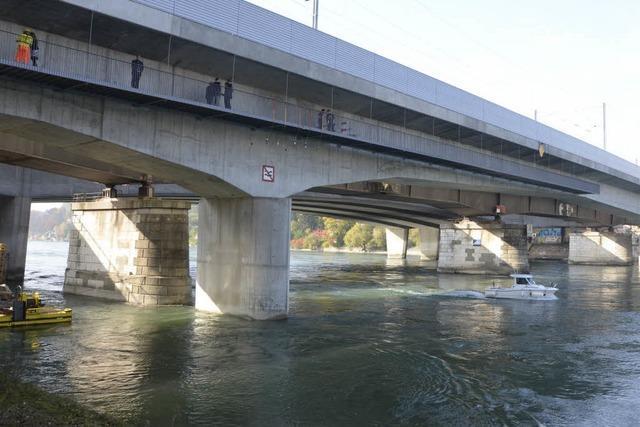 Basel hat eine neue Brücke für die Bahn