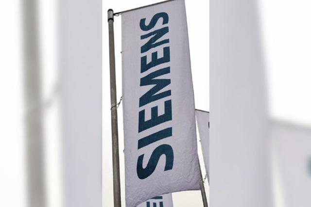 Siemens ohne Sonnenkraft