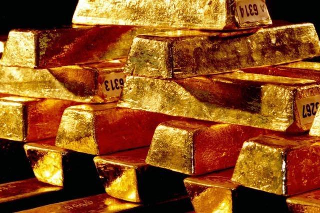Goldreserven der Bundesbank müssen genau geprüft werden