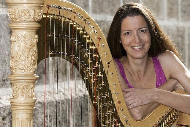 SONNTAG: KLASSIK: Harfe solo!