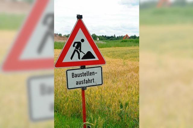 Neue Wohn- und Gewerbegebiete: Bad Krozingen setzt weiter auf Wachstum