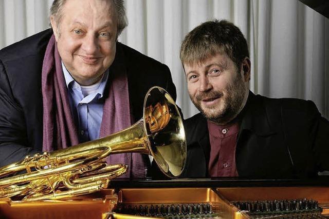 Vincent Klink und Patrick Bebelaar