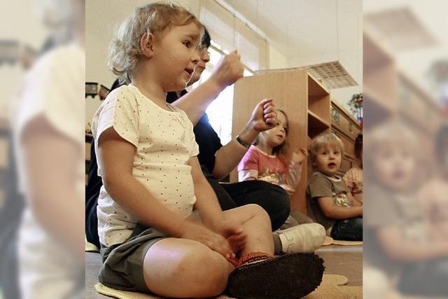 Kinderbetreuung wächst stetig an