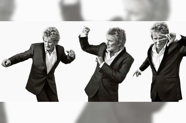 Rod Stewart & Co.: Große Stars hautnah zu erleben