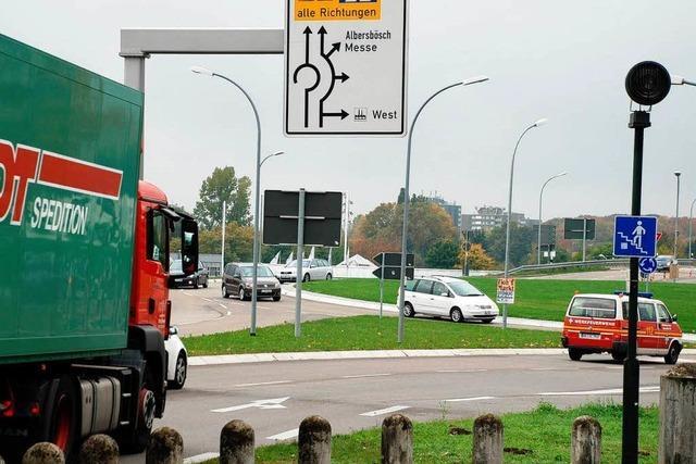 Experten-Lob für die Verkehrsführung in Offenburg