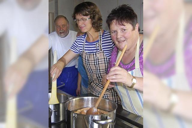 Suppensonntag hilft Kamerun und Kirchen