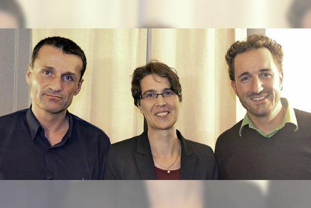 Bundestagswahl 2013: Ina Rosenthal kandidiert für die Grünen
