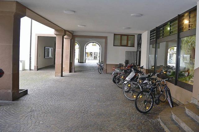Wann wird das Waldkircher Rathaus umgebaut?