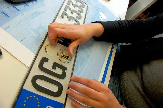 OG bleibt: Keine neuen Autokennzeichen für den Ortenaukreis