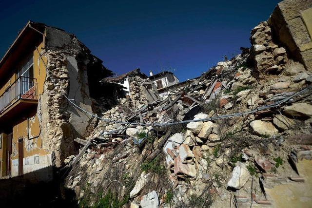Das zweite Beben von L'Aquila – Urteil schockt Wissenschaft