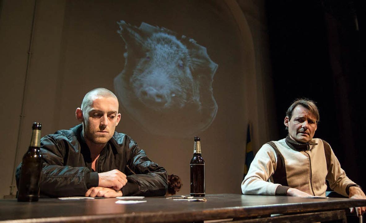 Theater Radix: Der Unsichtbare  | Foto: Fionn Große