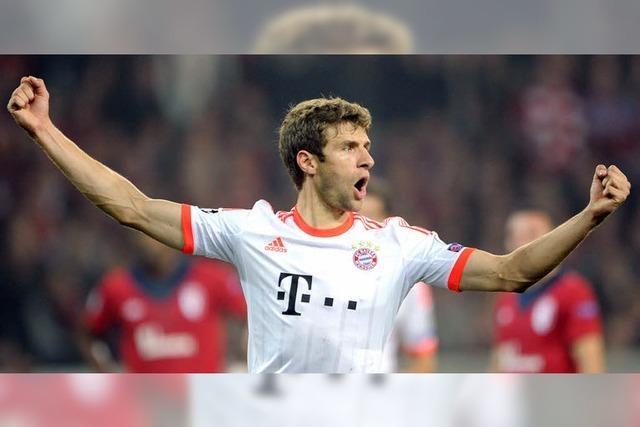 Müllers Tor reicht aus