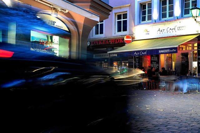 In Freiburg wackelt die Sperrzeit für Außenbewirtung