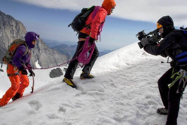 SWR zeigt Reportage über Bergsteiger-Ehepaar