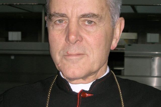 Piusbruderschaft schließt umstrittenen Bischof Williamson aus