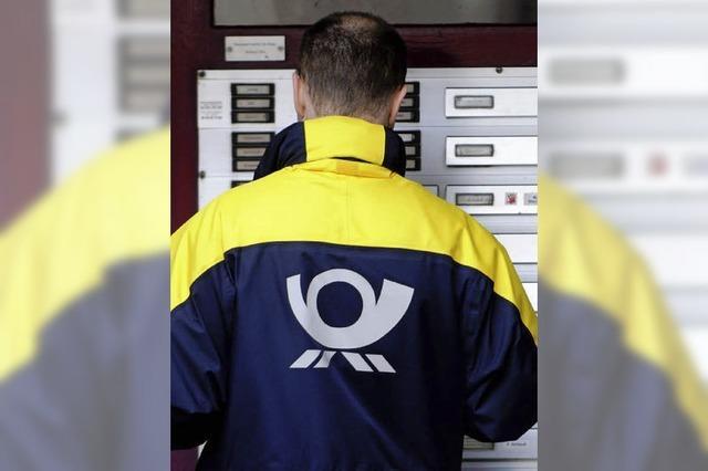 Personalengpässe bei der Post verzögern Zustellung von Briefen