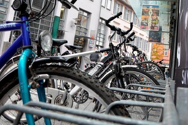 Höhere Parkhaus-Gebühren sollen Radlern zugutekommen