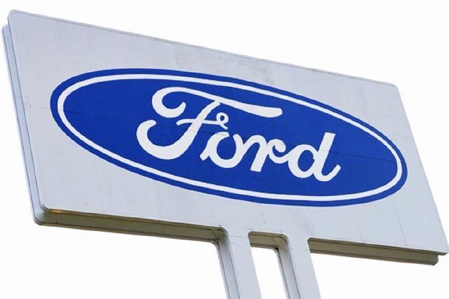 Ford schließt Werk in Belgien