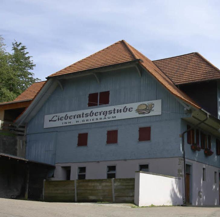 "Einen Umweg wert: Die ""Lieberatsbergstube"" in Schuttertal    | Foto: ©RB"