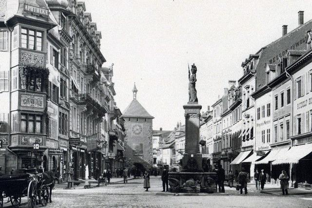Freiburg – ein spätbarockes Landstädtchen