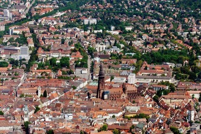 Kern der Stadt: die Altstadt