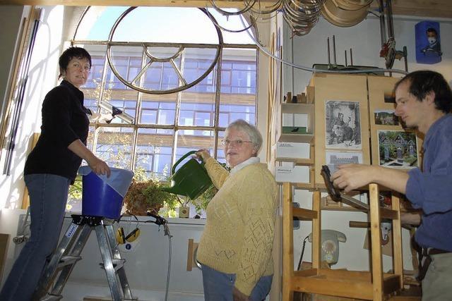 Tausche Oma gegen Trampolin